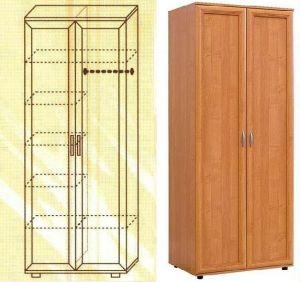 Шкаф № 102