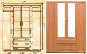 Шкаф № 148