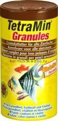 Tetra Min Granules гранулы