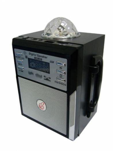 Портативная акустика MP3 Орбита MS-08