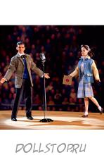 Коллекционные куклы Барби и Кен как Фрэнк Синатра - Barbie Doll Loves Frankie Sinatra Giftset (Барби любит Фрэнка Синатру)