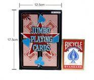 Карты Jumbo 17,5 * 12,5 см