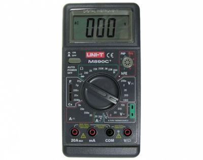 Мультиметр М890 C (+темпр)