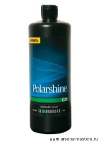 Полировальная паста Mirka Polarshine C20 1л 7992522011