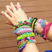 "Резинки для плетения браслетов ""Loom Bands""!"