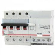 Дифференциальный автомат Legrand 4-полюсный 300mA/40А-AC-7М
