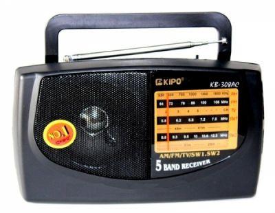 Радиоприёмник KIPO KB-308 AC р/п сетев. *