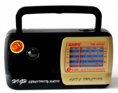 Радиоприёмник KIPO KB-408 сетевой*