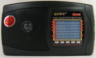Радиоприёмник KIPO KB-308 В р/п - сет.