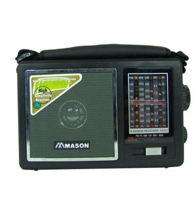 Радиоприёмник Mason 891 р/п сетев.
