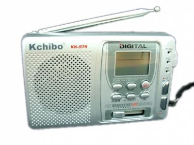 Радиоприёмник Kchibo KK-979