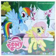 MY LITTLE PONI Мой маленький пони. Набор из 9-и кубиков