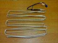 Тэн (нагреватель) оттайки для холодильников SAMSUNG DA47-00139D 280W / 220V