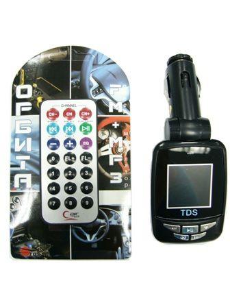 Модулятор FM Орбита TDS-146 пульт SD