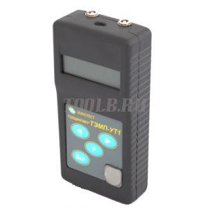 ТЭМП-УТ1 (в металлическом корпусе высокотемпературный) - ультразвуковой толщиномер