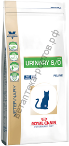 Royal Canin для кошек Urinary S/O