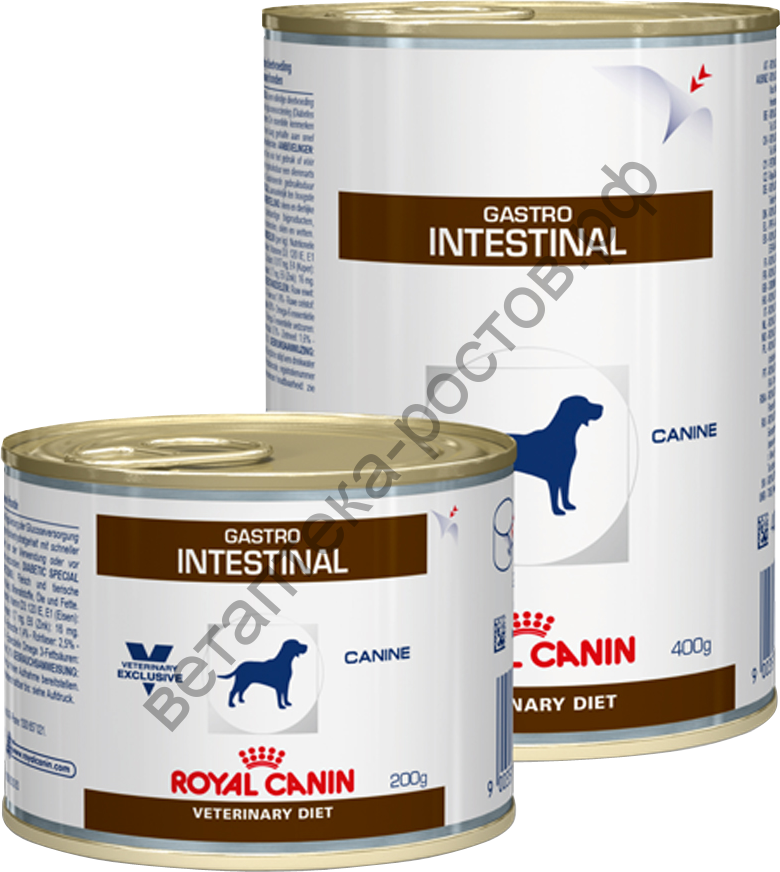 Royal Canin для собак Gastro intestinal