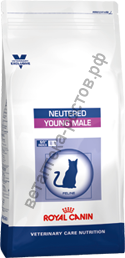 Royal Canin для кошек Neutered Young Male