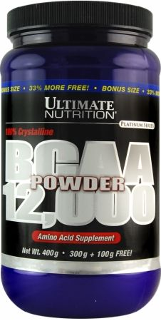 Ultimate - BCAA 12.000 Powder (400 г)