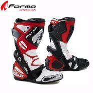 Мотоботы Forma Ice Pro, Красный
