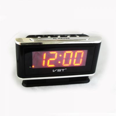 VST721-1 часы 220В крас.цифры