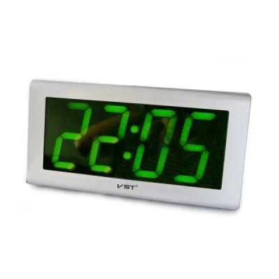 VST795-2 часы 220В зел.цифры
