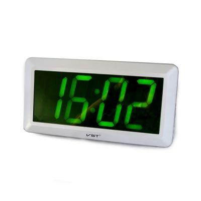 VST780-2 часы 220В зел.цифры