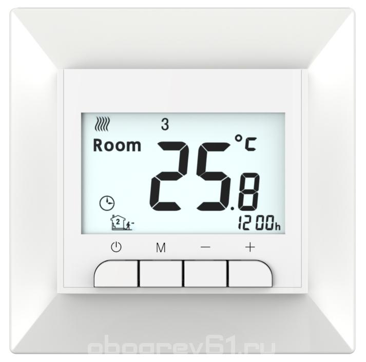 Программируемый терморегулятор для теплого пола: Priotherm PR-119 (Швеция)