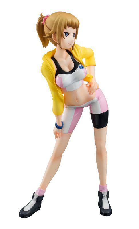 Фигурка Gundam Build Fighters: Fumina Hoshino