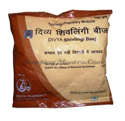 Семена Шивлинги Патанджали Аюрведа /Divya Patanjali Shivlingi Beej