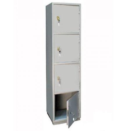 КБ - 06 / КБС - 06 Металлический бухгалтерский шкаф