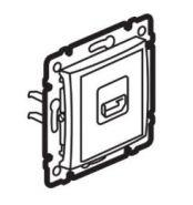 Роз. HDMI для аудио/видео устр. Legrand Valena белый