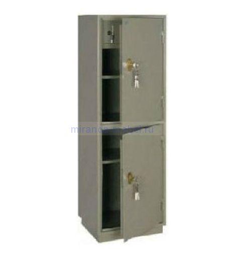 КБ - 23т / КБС - 23т Металлический бухгалтерский шкаф