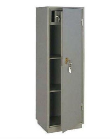 КБ - 21т / КБС - 21т Металлический бухгалтерский шкаф