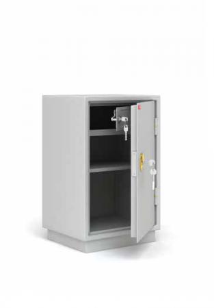 Контур КБ - 012т / КБС - 012т (металлический) Бухгалтерский шкаф