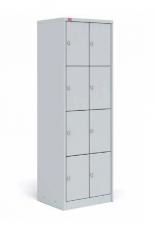 ШРМ 28 Шкаф металлический для сумок