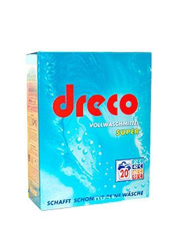 Dreco универсальный стиральный порошок, 3000 г