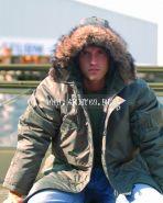 "куртка ""Аляска"" US FLIEGERPARKA N3B TEESAR® OLIV"