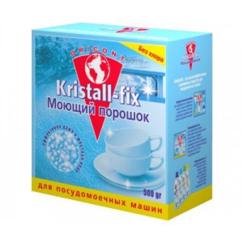 Luxus Professional Порошок для посудомоечных машин Kristall-fix 500 г