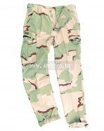 брюки  TYP BDU R/S CO PREWASH 3 col. desert