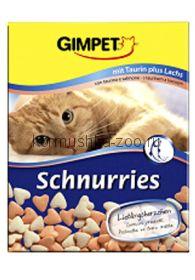 """GIMPET Витамины для кошек """"Сердечки"""" 10шт"""