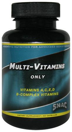 Multi-Vitamins (60 капс.)