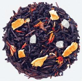 Рецепт долголетия  - черный чай с натуральными природными ароматизаторами.
