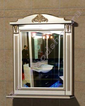 "Зеркало  ""Руссильон PROVENCE-85 светлое дерево"""