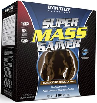 Super mass gainer (5433 гр.)