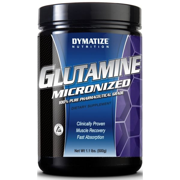 Glutamine Micronized (500 гр.)