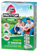 РАПТОР Сменный картридж для прибора на батарейках 240 часов