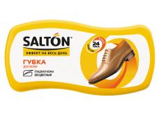 SALTON Губка волна для обуви из гладкой кожи, бесцветный