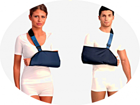 Повязка, поддерживающая при травмах рук (косынка) Т-8102