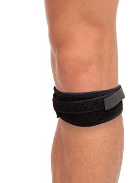 Бандаж на коленный сустав с фиксацией надколенника Тривес Т-8524